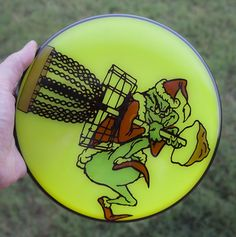 The Grinch who stole Disc Golf - NMD