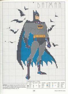 Punto Cruz: Batman en Punto Cruz