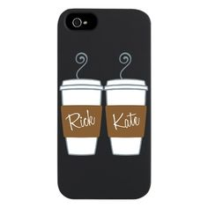 Rick and Kate Castle TV show  $24.50 iPhone 5 Case