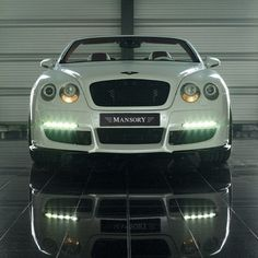 Visit The MACHINE Shop Café... ❤ Best of Bentley @ MACHINE ❤ (Bentley GTC Spyder by Mansory)