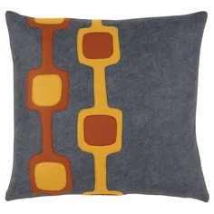 Shape Up Retro Popsicle Pillow from @Patricia Taylor