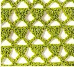 Watch This Video Beauteous Finished Make Crochet Look Like Knitting (the Waistcoat Stitch) Ideas. Amazing Make Crochet Look Like Knitting (the Waistcoat Stitch) Ideas. Crochet Shell Stitch, Crochet Motifs, Crochet Diagram, Crochet Stitches Patterns, Tunisian Crochet, Crochet Chart, Crochet Designs, Knitting Patterns, Beau Crochet