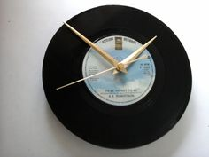 "B.A robertson- to be or not to be        7"" record clock gift £6.99"