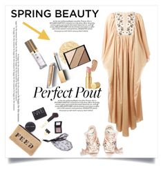 """Spring Kisses"" by adduncan ❤ liked on Polyvore featuring beauty, Lauren Pierce, Too Faced Cosmetics, Daft, Illamasqua, Elizabeth Arden, Burberry and perfectpout"
