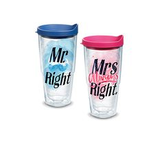 Mr. Right and Mrs. Always Right, 2-Pack Gift Set