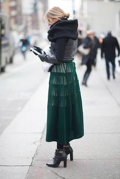 { See All the Best NYFW Street Style this Fall 2016 @stylecaster } @dallasshaw