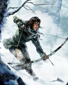Rise of The Tomb Raider: Concept Art