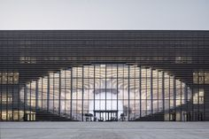 Gallery of Tianjin Binhai Library / MVRDV + Tianjin Urban Planning and Design Institute - 2