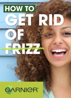Find out why you even get frizz (hint: your hair is dry), how to fix it, and the things you're doing that are actually making your frizzy hair worse.