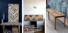 wooden pattern - wereleaf