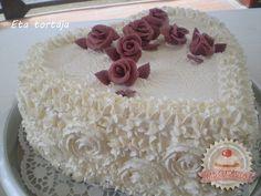 Elronthatatlan csokimáz Birthday Cookies, Birthday Cake, Vanilla Cake, Cake Decorating, Food And Drink, Cupcakes, Sweet, Holiday, Desserts