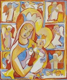Jack Paul, Father Hanlon - Madonna And Child
