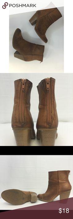 "Diba Elysa Ankle Boots Preowned, Diba Elysa Ankle Boots with 3"" Heel. Diba Shoes Ankle Boots & Booties"