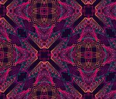 marzlene_beauty_2744 fabric by marzlenez_eye_candy on Spoonflower - custom fabric