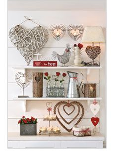 Heart overload - but nice ideas