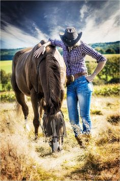 I love horses.  Only a fellow horse lover would understand.