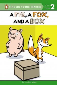 ER FEN. After finding a box just the right size to hide in, a little fox tries to play some tricks on his big friend, Pig, but things do not work out exactly as he planned.