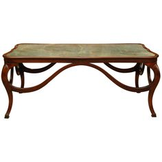 A rt Nouveau Coffee Table | From a unique collection of antique and modern coffee and cocktail tables at http://www.1stdibs.com/furniture/tables/coffee-tables-cocktail-tables/