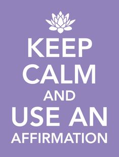 All About Affirmations – How thoughts become things | Beyond ...