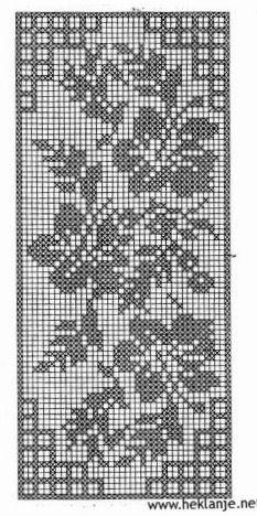 Filet Crochet Afghan Patterns Hundreds Filet Crochet Charts, Crochet Cross, Crochet Diagram, Crochet Stitches Patterns, Doily Patterns, Crochet Art, Thread Crochet, Crochet Motif, Crochet Designs