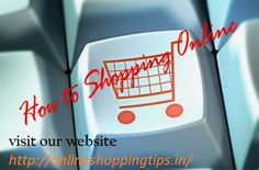 Online purchases are not only safer, but it is now easier than ever. Shopping online can be as easy as consumers wish it to be. http://onlineshoppingtips.in/