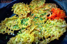 COCINA ANDALUZA: Tortillitas de Camarones