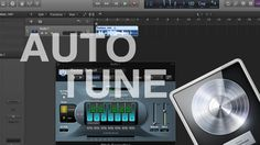 How to Auto Tune in Logic Pro X