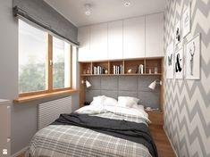 Sypialnia styl Skandynawski - zdjęcie od BIG IDEA studio projektowe - Sypialnia - Styl Skandynawski - BIG IDEA studio projektowe