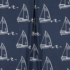 Ideas for Decorating a Nautical Home - seaside nautical design ideas Nautical Curtains, Nautical Bedroom, Nautical Home, Custom Curtains, Nautical Backdrop, Nautical Bathroom Design Ideas, Nautical Theme Decor, Nautical Bathrooms, Nautical Design