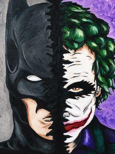 Joker, Fictional Characters, Art, Art Background, Jokers, The Joker, Kunst, Gcse Art, Art Education Resources