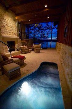 Hot tub be like.
