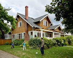 Homes Portfolio - traditional - exterior - portland - by LINCOLN BARBOUR PHOTO