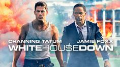 "Prova a guardare ""White House Down"" su Netflix"