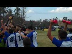 Men's soccer wins the 20th National Championship Title in Lynn University history! #goknights #lynnuniversity #blue #white #soccer