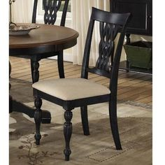 Hillsdale Embassy Dining Chairs - Set of 2 - http://www.furniturendecor.com/hillsdale-embassy-dining-chairs-set-of-2/ - Related searches: Bedroom Furniture, Bedroom Sets, Dining Chairs, Dining Room Furniture, Furniture, Home and Kitchen