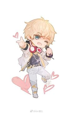 photos with boys chibi Chibi Boy, Cute Anime Chibi, Cute Anime Pics, Kawaii Chibi, Cute Anime Boy, Kawaii Anime, Anime Boys, Cartoon Art, Cute Cartoon