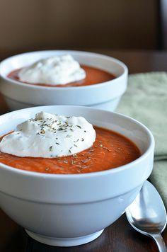 Hearty Tomato Soup