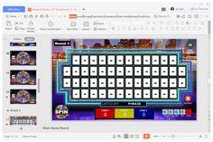 Powerpoint Game Templates, Classroom Games, Google Classroom, Teaching Technology, Wheel Of Fortune, School Games, France, School Counseling, Teaching Tips