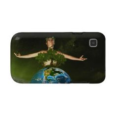 Guardian Of Our Nature Samsung Galaxy Cases