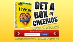 Free Cheerios Sample