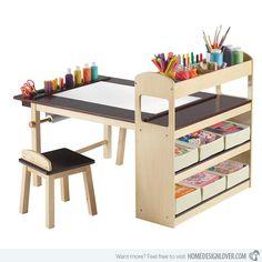 Childrens Art Desk