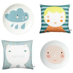 Donnawilson1- gorgeous fun #scatter #cushion covers for #kids #rooms