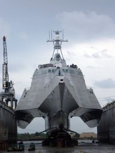 The USS Independence: One of the US Navys newest warships.