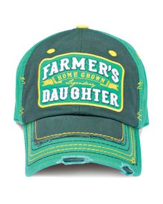 Women's Farm Girl Farmer's Daughter Cap