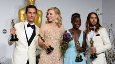 THE BIG WINNERS   OSCAR 2014 | Of course, where would we be if we didn't have fashions that will ...
