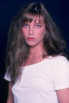 Jane Birkin poster, mousepad, t-shirt, Jane Birkin Style, Divas, Blonde Bangs, Baby Jane, Let Your Hair Down, French Girls, Perfect Woman, Celebs, Celebrities