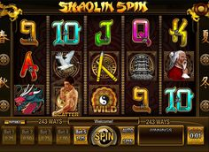 Make sure you give us a chance to impress you. Enjoy our free chips anytime! https://www.megajackpot.com/games/shaolin-spin/