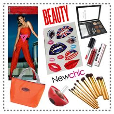 """""""NewChic 274. (Beauty 61.)"""" by carola-corana ❤ liked on Polyvore featuring beauty and lovenewchic"""
