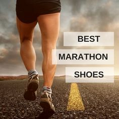 Best marathon shoes of 2018