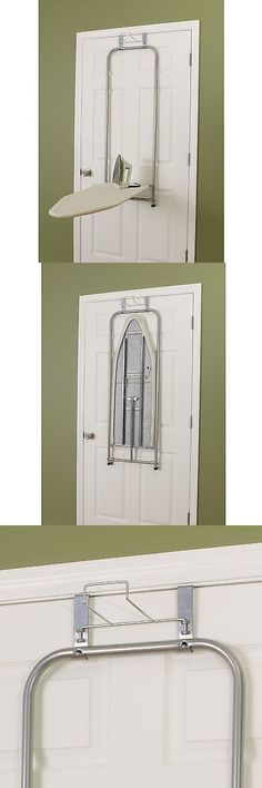 Ironing Boards 43512: Household Essentials 144222 1 Over The Door Ironing  Board, Satin Silver , New, F  U003e BUY IT NOW ONLY: $31.65 On EBay!